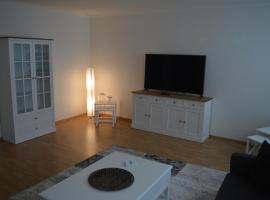 Stadt Apartment Nr. 1 Bad Wilsnack, Bad Wilsnack (Rühstädt yakınında)