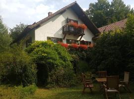 Martinas place, Rottenbuch (Krummengraben yakınında)