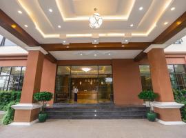 6 Hotel Terbaik Dekat Pagoda Sule Yangon Myanmar Booking Com