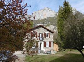 House Villa victoire, Aulos (рядом с городом Château-Verdun)