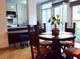 Apartamento Plaza San Marcos
