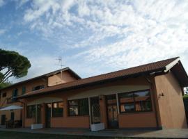 Villa Giuseppe Bernabei Guest House, Marino (Frattocchie yakınında)