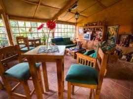 San Ricardo Farm & Lodge, Tecpán Guatemala (рядом с городом Santa Apolonia)