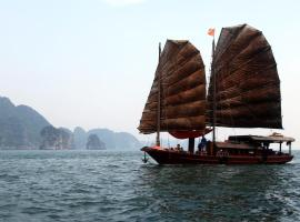 Sails Of Indochina