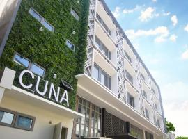 Cuna Hotel, El Nido