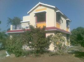 Farmhouse for holidays & picnics in Murbad, Agashi (рядом с городом Murbād)