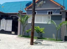 One bedroom apartment - Kinondoni kwa Pinda