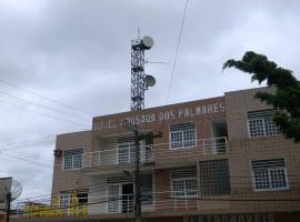 Pousada dos Palmares, União dos Palmares (Murici yakınında)
