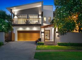 Resort style home in Brisbane Inner North.