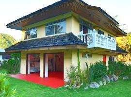 Hana Iti Beach House