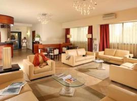 Hotel Cassia, Olgiata (Isola Farnese yakınında)