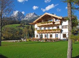 Landhaus zum Steinbock