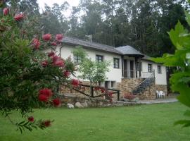 Apartamentos Rurales Sobrelavega, Сан-Тирсо-де-Абрес
