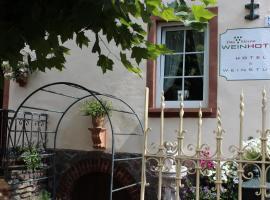 Das kleine Weinhotel