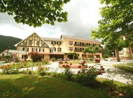 Parc Hôtel, Wangenbourg