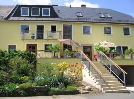 Ferienhof Jungkunz, Schwarzenbach am Wald (Enchenreuth yakınında)
