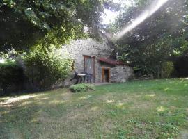 Petite grange rénovée, Valcabrère (рядом с городом Labroquère)