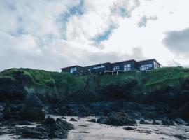 Brenna: Cliffside Apartment
