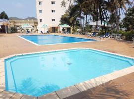 Azur international Hotel, Pointe-Noire