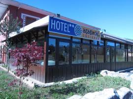 Hotel Azabache Susierra, Cardes