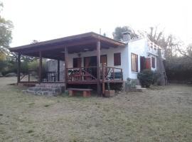 Casa de Campo Udea, Agua de Oro, Argentina - Booking.com