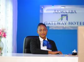 Gateway Resort Hotel, Nkwanta