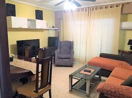 Acogedor apartamento en la playa/ Cozy apartment on the beach