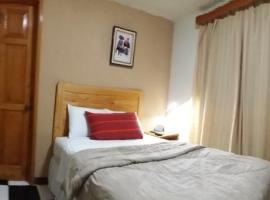 Hotel Los Bordos, Кобан (рядом с городом Chicuxab)