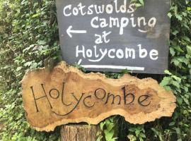 Cotswolds Camping at Holycombe, Shipston on Stour (рядом с городом Sutton under Brailes)