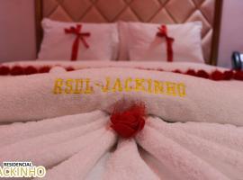 Residencial Jackinho, Viana (Regiooni Icolo e Bengo lähedal)