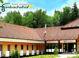 Freizeitzentrum Sambachshof GmbH, Bad Königshofen im Grabfeld