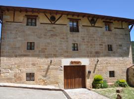 Casa Rural Los Dujos, Gallejones (Ailanes yakınında)