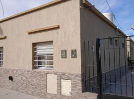 Departamentos céntricos con parrilla, Punta Alta