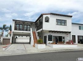 Modern San Clemente Beach House Ocean View