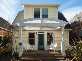 The Yellow Starfish House