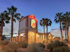 Super 8 by Wyndham Tucson/Grant Road Area AZ