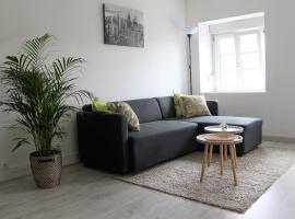 Appartement équipé, Commercy (рядом с городом Malaumont)