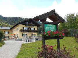 Haus Amalia, Strobl (Aigen yakınında)