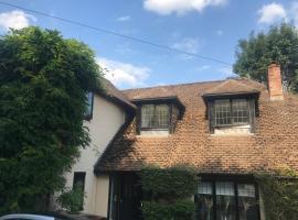 Chart Cottage, Chorleywood (рядом с городом Sarratt)
