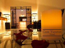Hotel Casa Yucatan