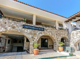 Cabo Pedegal Special sleeps 2 or 3 or 4 for $75 total and tax included and free breakfast