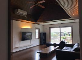 Luxury ocean front house Bay-villa