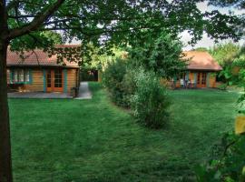 Holzhäuser am Zylinderberg