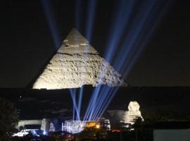 Sunshine Pyramids View