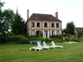 Dormir Au Presbytere, Le Plessis (рядом с городом Tillières-sur-Avre)