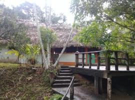Chechemhah lodge, Benque Viejo del Carmen (рядом с городом Сьюдад-Мельчор-де-Менкос)