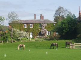 Lower Buckton Country House, Leintwardine (рядом с городом Bucknell)