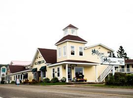 Alpine Motor Inn, Alma (Riverside yakınında)