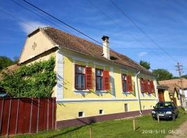 Casa Soarelui (House of the sun)