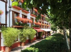Apartamentos Turísticos Ezcaray, Ezcaray